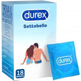 DUREX SETTEBELLO CLASSICO 18PZ.