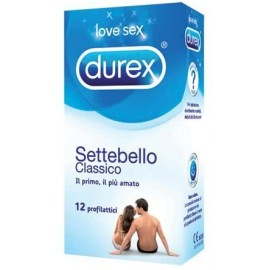 DUREX SETTEBELLO CLASSICO 12PZ.