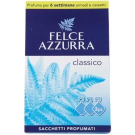 FELCE AZZURRA SACCHETTI PROFUMATI 3PZ.CLASSICO