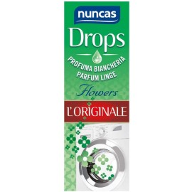 NUNCAS DROPS PROFUMATORE BIANCHERIA 100ML.FLOWERS