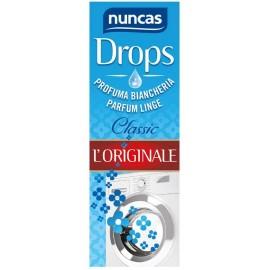NUNCAS DROPS PROFUMATORE BIANCHERIA 100ML.CLASSIC