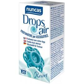 NUNCAS DROPS AIR PROFUMATORE PER ASCIUGATRICE 1PZ.RESORT