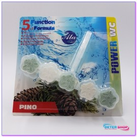 ALA WC POWER ACTIVE 5IN1 50GR.PINO