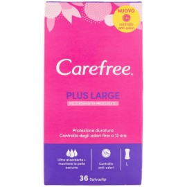 CAREFREE PLUS PROTEGGI SLIP PLUS LARGE 36PZ.ULTRA ASSORBENTE