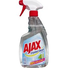 AJAX CRYSTAL CLEAN SPRAY BASE 750ML.ANTI ALONE