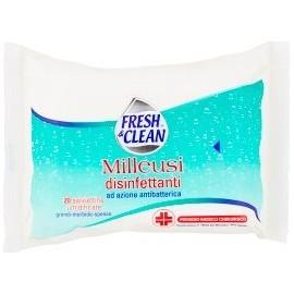 FRESH&CLEAN SALVIETTE DISINFETTANTI PZ.20