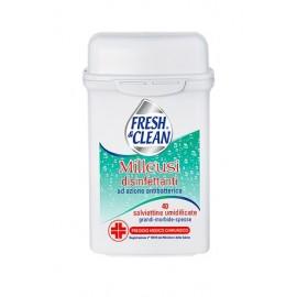 FRESH&CLEAN SALVIETTE DISINFETTANTI PZ.40
