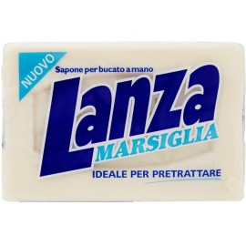 LANZA SAPONE GR.250 BIANCO AL PROFUMO DI MARSIGLIA