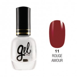 ASTRA SMALTO GEL EFFECT 11 ROUGE AMOUR