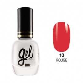 ASTRA SMALTO GEL EFFECT 13 ROUGE
