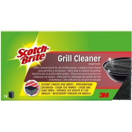 SCOTCH BRITE GRILL CLEANER PZ.1