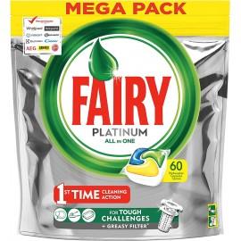 FAIRY CAPS PLATINUM ALL IN ONE PZ.60 LEMON