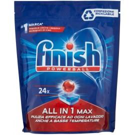 FINISH POWERBALL ALL IN 1 MAX 24 PZ.CLASSIC