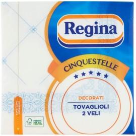 REGINA TOVAGLIOLI DOPPIO VELO 5 STELLE PZ.50