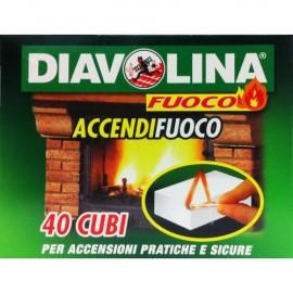 DIAVOLINA ACCEBDIFUOCO 40 CUBI