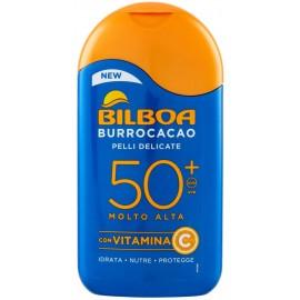 BILBOA BURROCACAO LATTE SOLARE FP50+ PROTEZIONE MOLTO ALTA 200ML.CON VITAMINA E