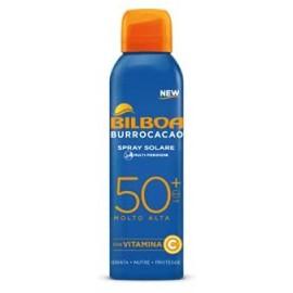 BILBOA BURROCACAO SPRAY SOLARE FP50+ PROTEZIONE MOLTO ALTA 150ML.CON VITAMINA C