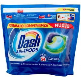 DASH ALL IN 1 PODS 54PZ.CLASSICO