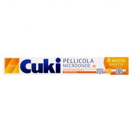CUKI PELLICOLA MICROONDE MT 12+8 GRATIS
